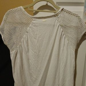 Obey Tops - White Obey Top